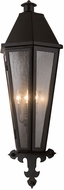 Meyda Tiffany 181916 Millesime Traditional Blackwash Outdoor Lighting Sconce