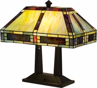 Meyda Tiffany 184702 Chaves Tiffany Table Lamp