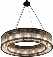 Meyda Tiffany 184727 Marquee Oil Rubbed Bronze Pendant Hanging Light