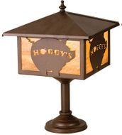 Meyda Tiffany 19410 Personalized Country Accent Lighting Table Lamp