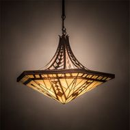 Meyda Tiffany 197279 Sonoma Tiffany Ceiling Pendant Light