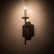 Meyda Tiffany 197844 Toscano Timeless Bronze Lamp Sconce