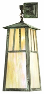 Meyda Tiffany 20112 Stillwater Double Bar Mission Craftsman 8 Wide Exterior Wall Mounted Lamp