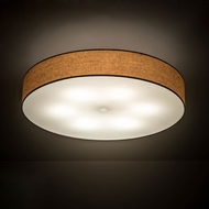 Meyda Tiffany 201267 Cilindro LED Flush Mount Light Fixture