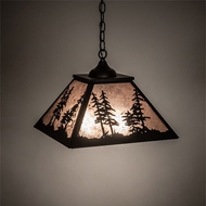 Meyda Tiffany 20903 Tall Pines Pendant Lighting