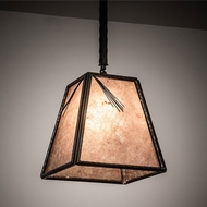 Meyda Tiffany 212044 Pinecone Timeless Bronze Pendant Light