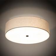 Meyda Tiffany 212419 Cilindro Timeless Bronze Flush Mount Lighting