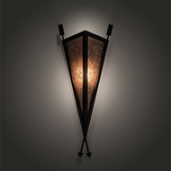 Meyda Tiffany 213384 Desert Arrow Wall Sconce