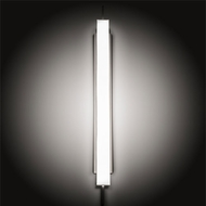 Meyda Tiffany 217275 Tavola Modern Stainless Steel LED Wall Light Sconce