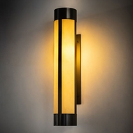 Meyda Tiffany 222215 Cartier Modern Timeless Bronze Wall Lamp
