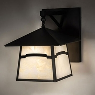 Meyda Tiffany 232605 Stillwater Craftsman Brown Outdoor 12  Wall Lighting