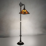Meyda Tiffany 232664 Loon Wrought Iron Floor Lamp