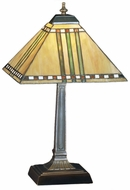 Meyda Tiffany 26509 Prairie Corn Tiffany Table Lighting