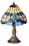 Meyda Tiffany 26586 Baroque Tiffany Table Lamp Lighting