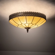 Meyda Tiffany 26800 Vincent Tiffany Overhead Light Fixture