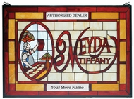 Meyda Tiffany 28370 Meyda Tiffany Stained Glass Window