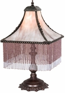 Meyda Tiffany 28405 Victoria Traditional Table Light