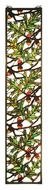 Meyda Tiffany 31267 Acorn & Oak Leaf 42 Inch Tall Stained Glass Wall D�cor