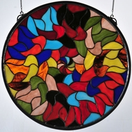 Meyda Tiffany 32068 Tiffany Stained Glass Window