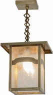 Meyda Tiffany 38990 Hyde Park Mountain View Craftsman Zasdy Natural Drop Lighting Fixture