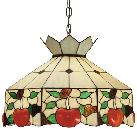 Meyda Tiffany 47569 Fruit 20 Inches Wide Apple Tiffany