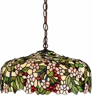 Meyda Tiffany 47906 Tiffany Cherry Blossom Tiffany Ceiling Pendant Light