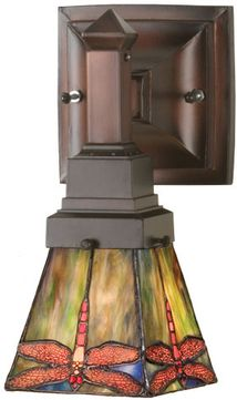 Meyda Tiffany 48187 Prairie Dragonfly Tiffany 1 Light