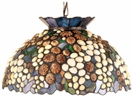 Meyda Tiffany 49286 Seashell Tiffany Pendant Light