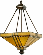 Meyda Tiffany 50621 Prairie Corn Tiffany Hanging Pendant Light