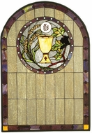Meyda Tiffany 51129 Sacrament Tiffany Stained Glass Window