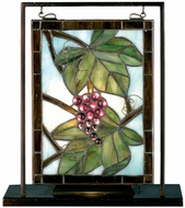 Meyda Tiffany 68352 Napa Vintage Tiffany Stained Glass Window