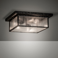 Meyda Tiffany 68927 Mission Flush Mount Lighting