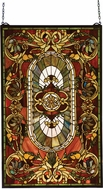 Meyda Tiffany 78103 Regal Splendor Tiffany Hanging Stained Glass Art