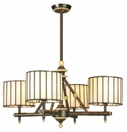 Meyda Tiffany 81993 Revolution Tiffany Chandelier