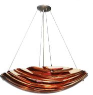 Meyda Tiffany 98207 Marina Contemporary 74  Tall Hanging Pendant Light
