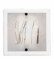 Meyda Tiffany 99277 Twigs Fused Glass Contemporary Wall Sconce