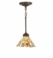 Meyda Tiffany 99787 Jadestone Delta Tiffany 70  Tall Mini Drop Lighting