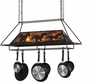 Meyda Tiffany Pot Racks