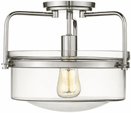 Millennium 2401-PN Modern Polished Nickel Ceiling Lighting
