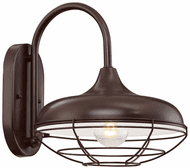 Millennium 5441-ABR R Series Contemporary Architectural Bronze Outdoor Wall Lighting