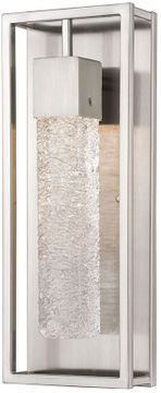 Millennium 5462-BN Contemporary Brushed Nickel LED Lighting Sconce