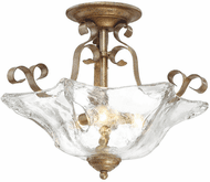 Millennium 7433-VG Chatsworth Vintage Gold Home Ceiling Lighting