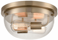 Millennium 9712-MG Ashford Modern Gold 13  Ceiling Lighting Fixture