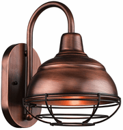 Millennium RWHWB8-NC R Series Natural Copper Outdoor Lighting Sconce
