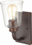 Millennium 3601-RBZ Forsyth Rubbed Bronze Wall Light Sconce