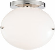 Mitzi H102601-PN Winnie Modern Polished Nickel LED Ceiling Light
