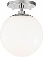 Mitzi H105601-PN Stella Contemporary Polished Nickel Flush Lighting