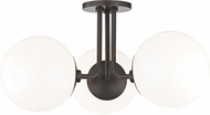 Mitzi H105603-OB Stella Contemporary Old Bronze Overhead Lighting