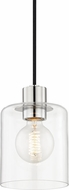 Mitzi H108701-PN Neko Contemporary Polished Nickel Mini Lighting Pendant