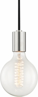 Mitzi H109701-PN Ava Modern Polished Nickel Mini Hanging Light